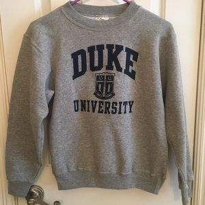 Tops - VINTAGE DUKE university sweatshirt